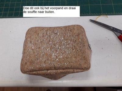 Souffle Aan Voorpand Naaien.