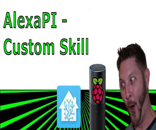 Custom AlexaPi Skill