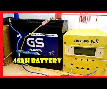 Quick Charge Auto Smart Battery Charger Any Type NiCD,NMH,SLA,LiPo,LiIon