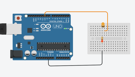 GETTING STARTED WITH THE ARDUINO – CONTROLLING THE LED