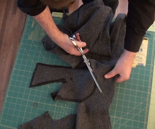 Making Mittens With Danielle Everine
