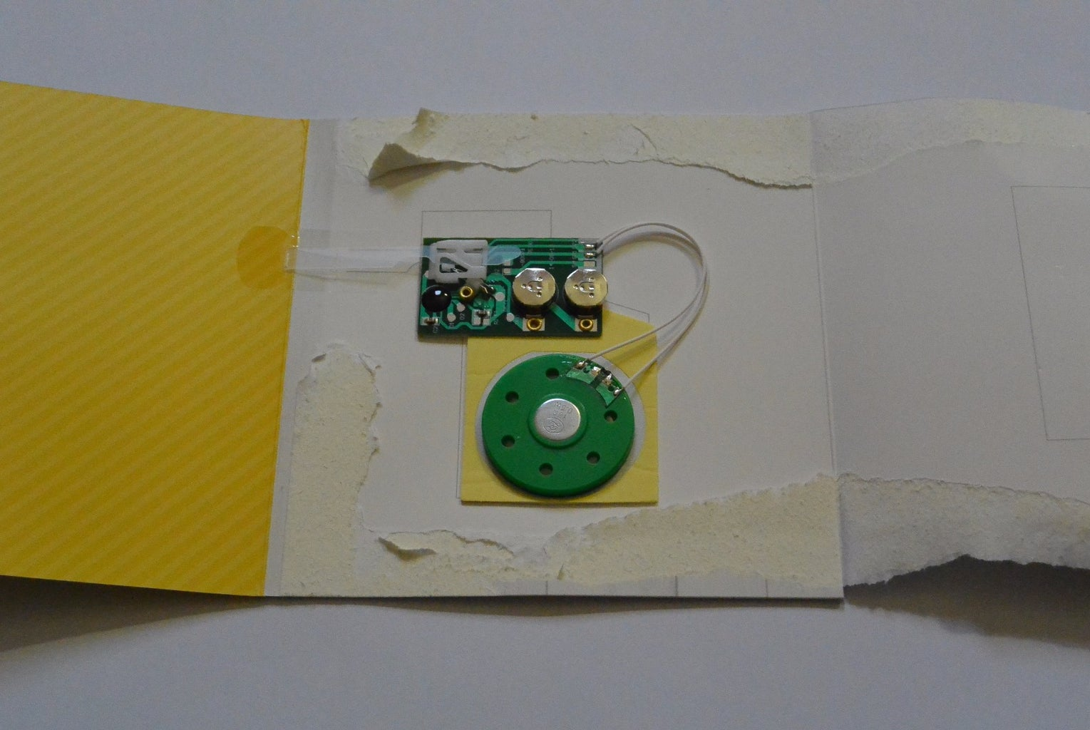 Take Out the Music Component From the Card