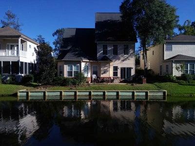 Bulkhead Erosion Control Fix