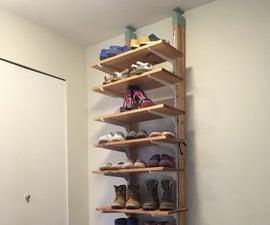 Boots 'n All - Storage Shoe Shelf