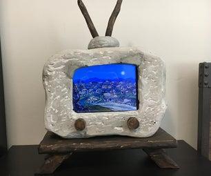 Flintstones的电视