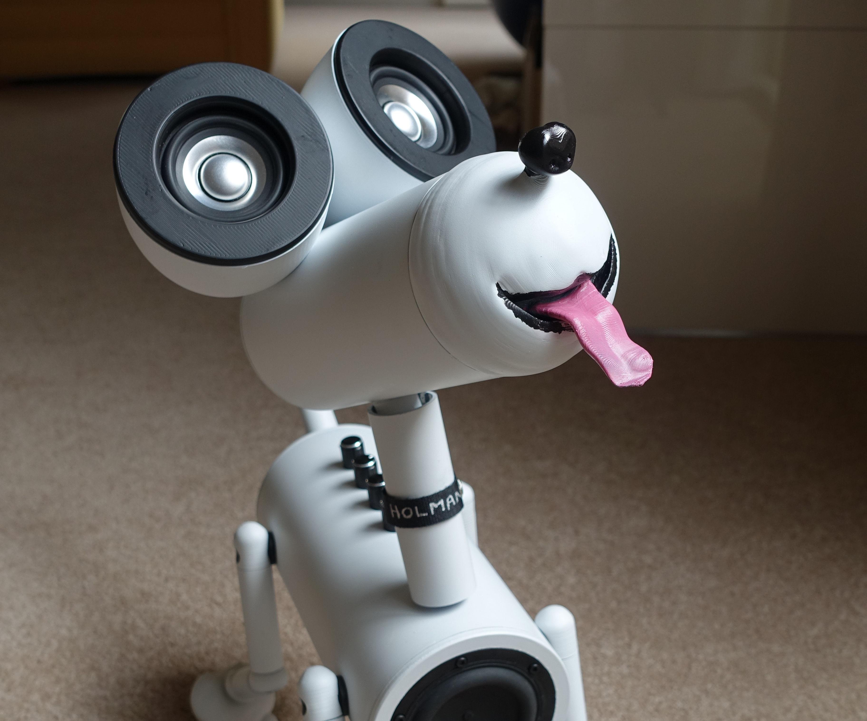 "Meet ""Holman"", the Ultimate Bluetooth Speaker!"
