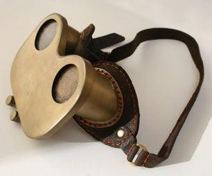 Steampunk Hoodwink Goggles