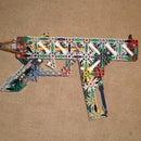 Kne'x Cobra 2.0, SMG styled gun
