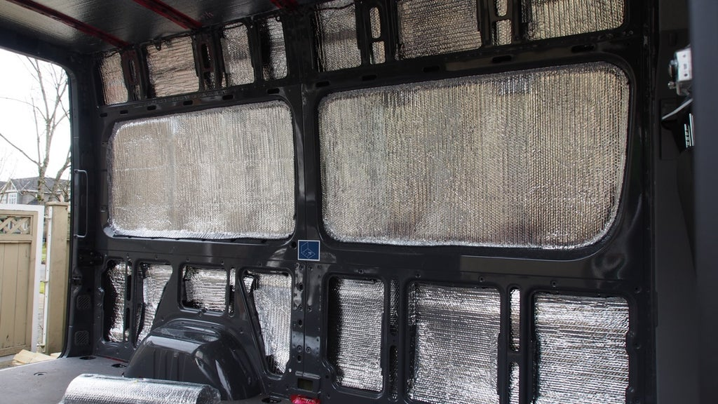 How to Insulate a Camper Van : 9 Steps (with Pictures) - Instructables