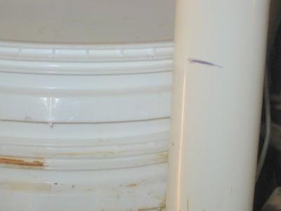 PVC Fill Tube