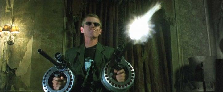 "Build the Matrix ""Auto-Shotgun"", a Cool Nerf Version."