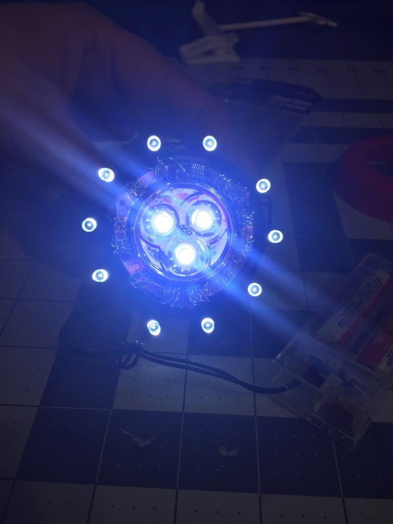 Add Lights