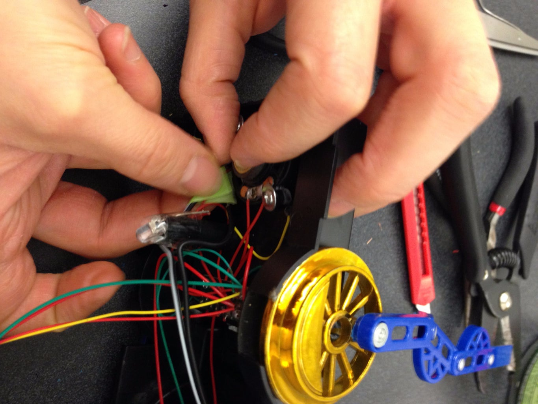 Wire Soldering