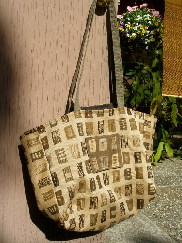 How to Sew a Bag for Mothers Day