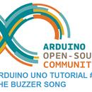 Arduino Uno Tutorial #2 - the Buzzer Song