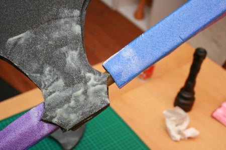 Reinforcing and Gluing