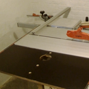 Extension Table for a Mafell Erika Table Saw
