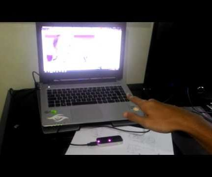 Touchless PC Control A.k.a JARBAS