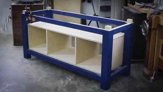 Storage Cabinet - Step 3