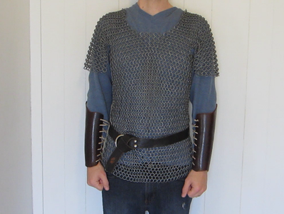Make a Suit of Chainmail Armor