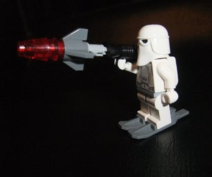 How to Make a Lego Rocket Launcher
