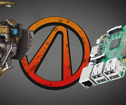 Make Your Own Hyperion New-U Station From Borderlands 2