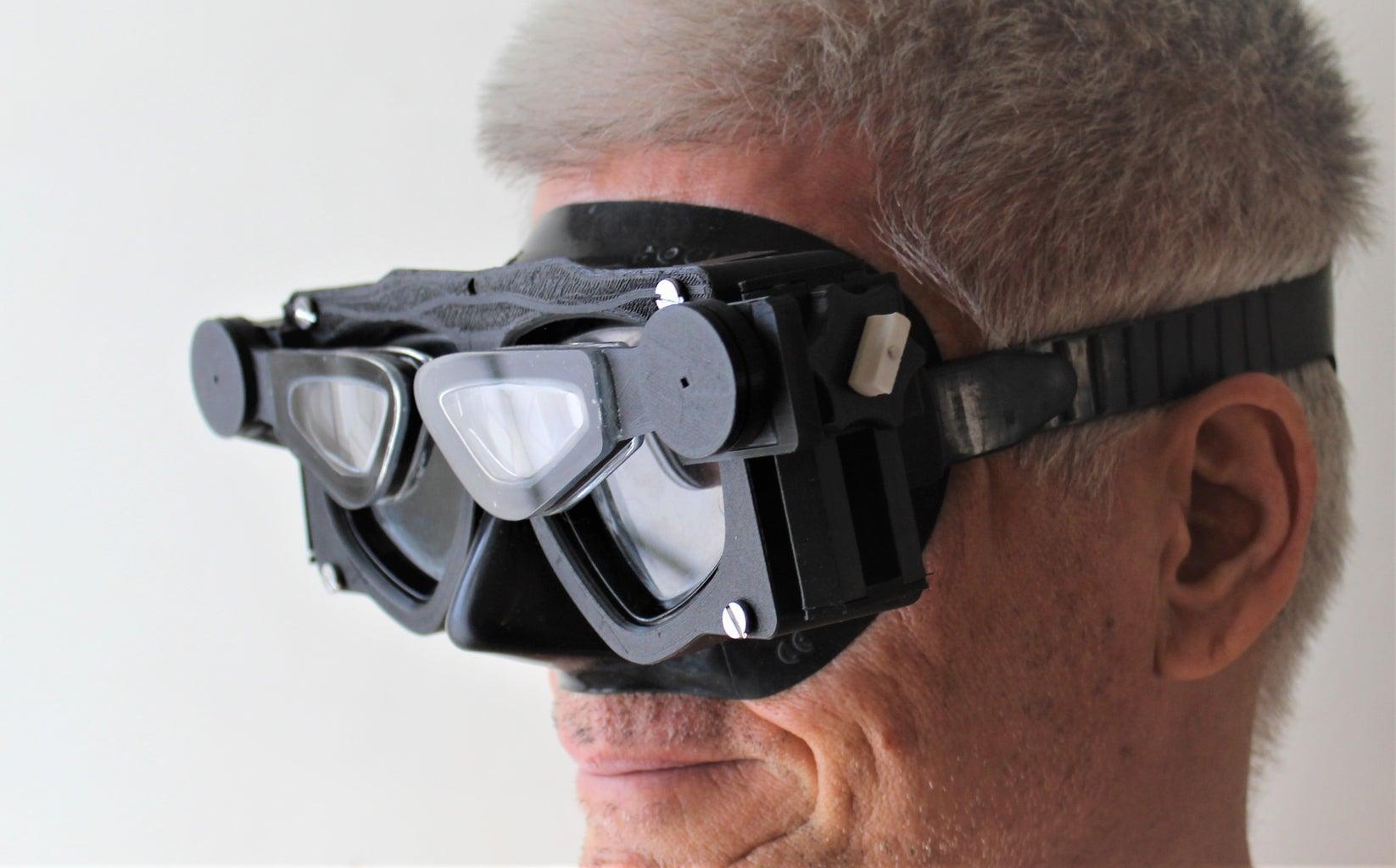 The Modular Mask of the Future