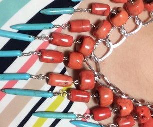 Summer Necklace!!