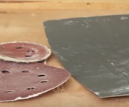 How to polish resin ?