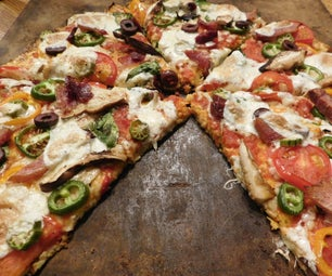 Angelic Pizza