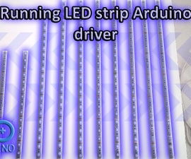 Running LED Strips Tutorial (600W Capable)