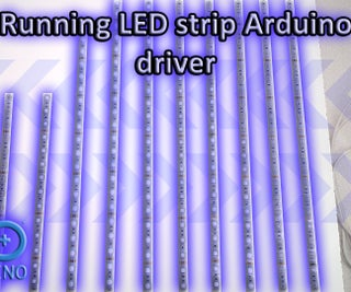 Running LED Strips Tutorial (600W Capable)