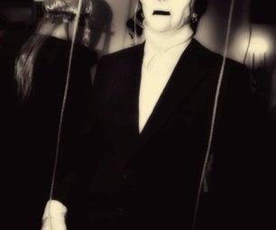 Creepy Marionette Puppet Costume