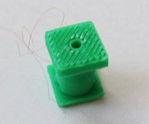 3D Printed Mini Haptic Actuator