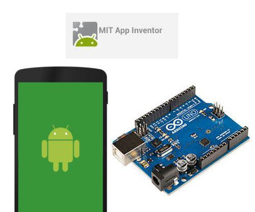 Using MIT App Inventor to Control Arduino - The Basics