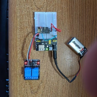 WiFi / Internet Controlled Relays Using ESP8266 - Quick, 30 Minutes IoT Project
