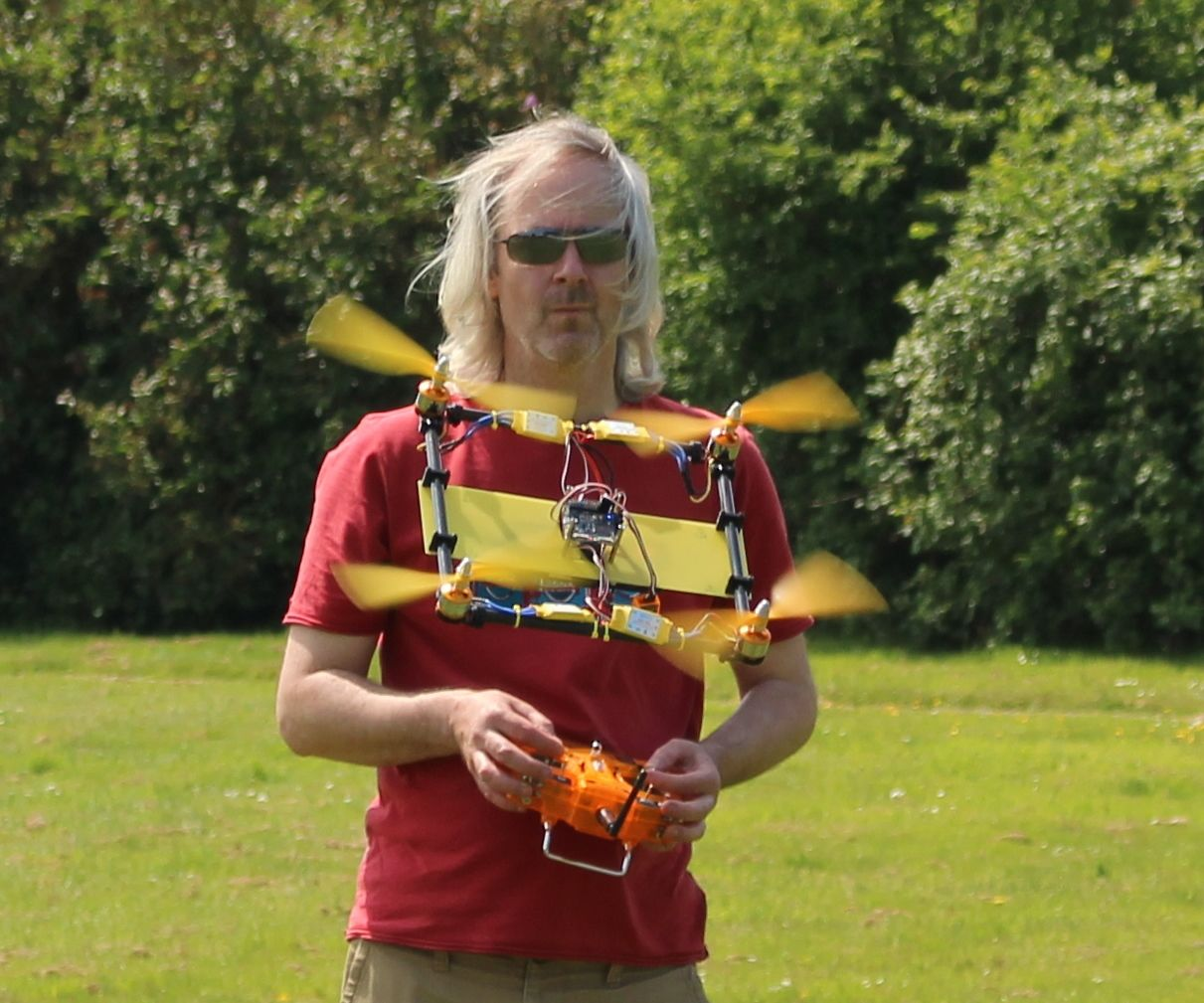 Simple Quadcopter