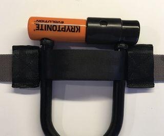 Seatbelt U-Lock Holster