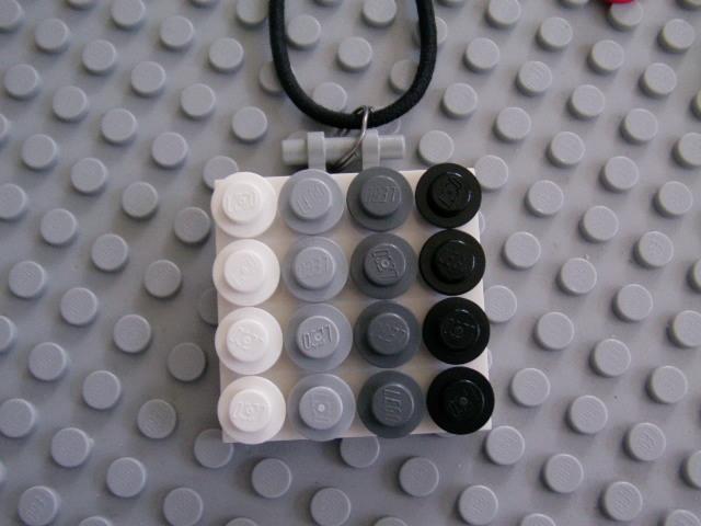 Lego Stud Pendant