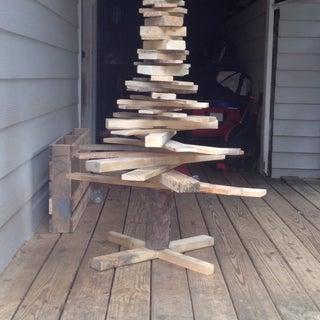 Pallet Xmas Tree