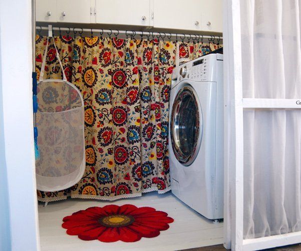 Designing a Fun and Functional Laundry Room