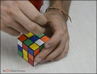 Turning Rubik's Cube