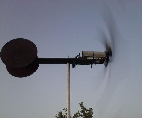 Wind Generator Design #4