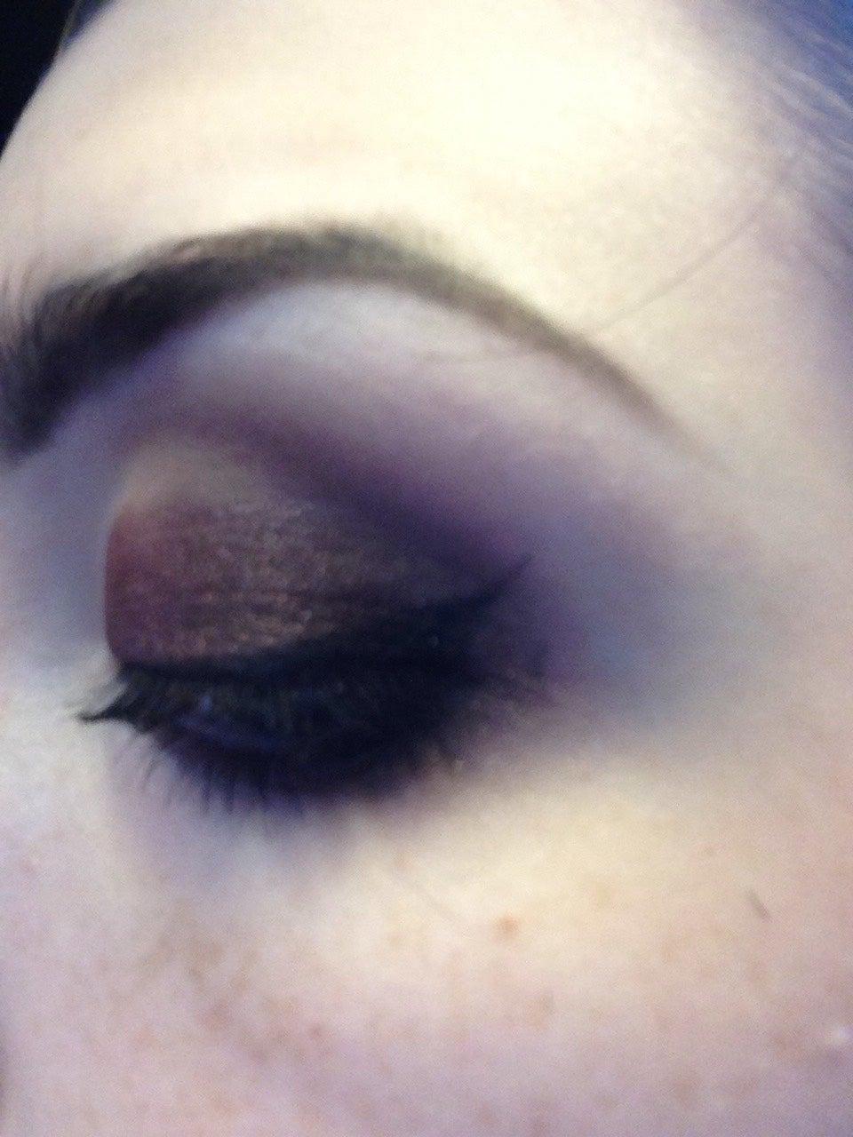 The Fun Part: Eyeliner, Mascara, Eyebrows