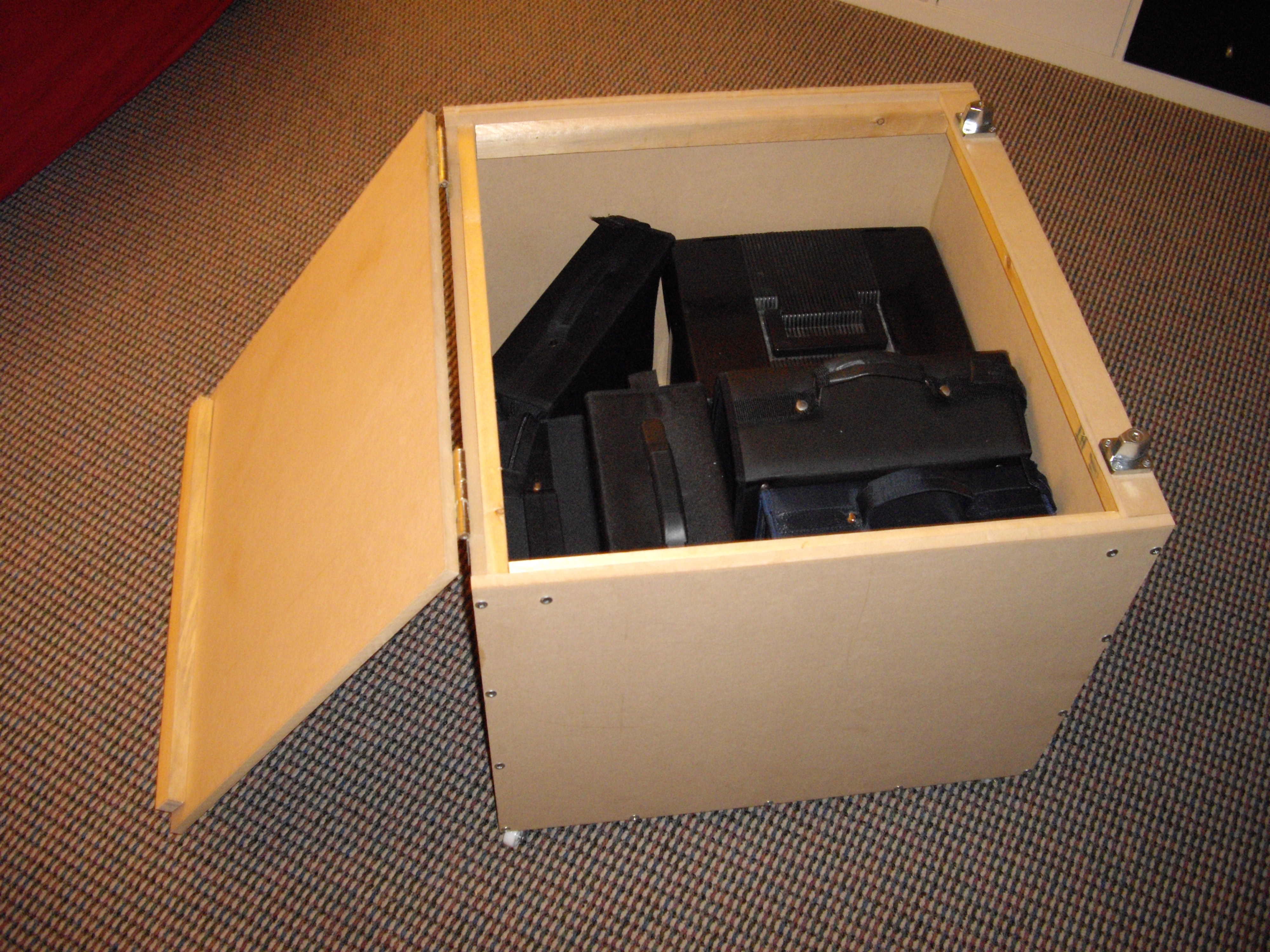 How to Make an Off-Site Backup Storage Container