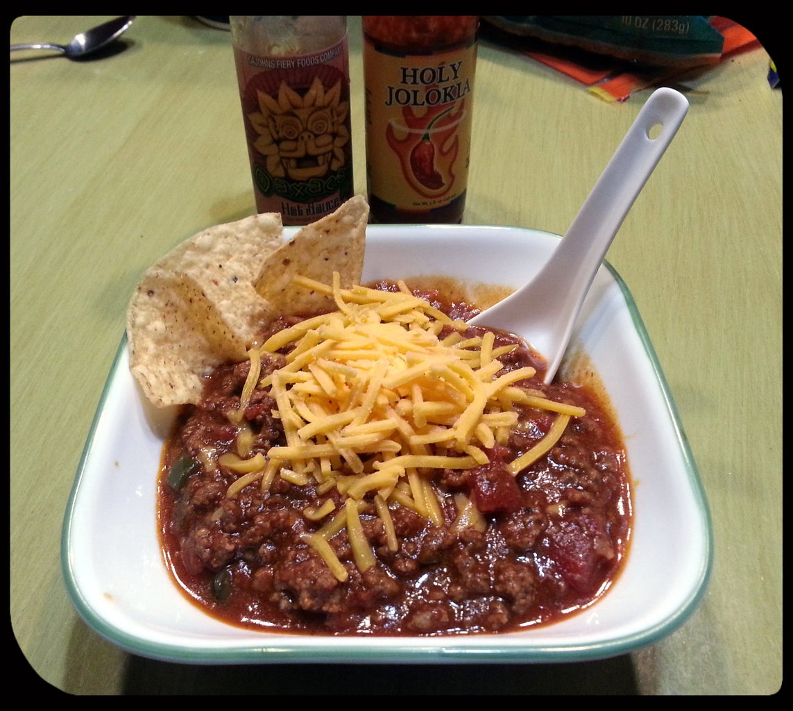 Easy Chili - the World's Easiest