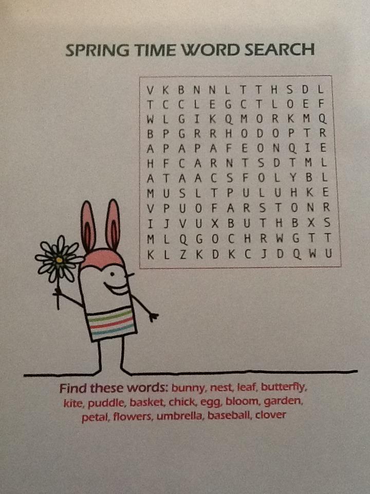 Word Search Prank