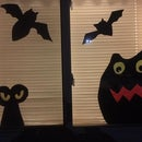 Haunt Your House With Window Monsters!
