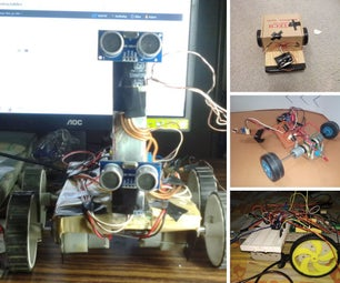 Obstacle Avoidance Robots