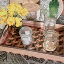 Laser Cut Drink Tray
